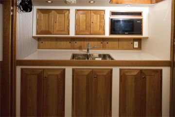 Striker Sport Fish '68 hull 07 Complete Refit 2007 Sailboats for Sale