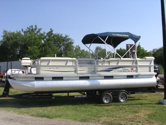 Boats for Sale & Yachts Sun Tracker Party Barge 24 Fish & Cruise 2007 Sun Tracker Boats for Sale