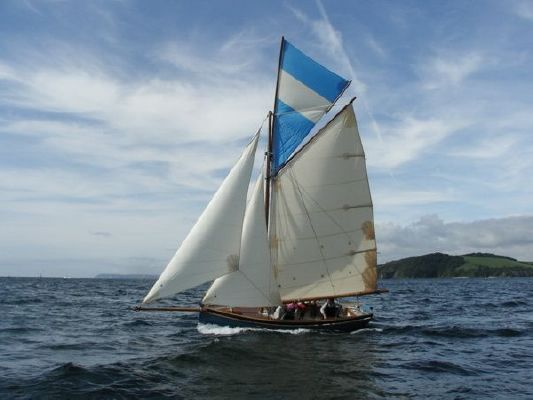 Boats for Sale & Yachts Tosher 20' Classic wooden gaff cutter 2007 Sailboats for Sale