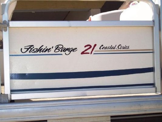 Tracker 21 FISHIN BARGE 2007 All Boats