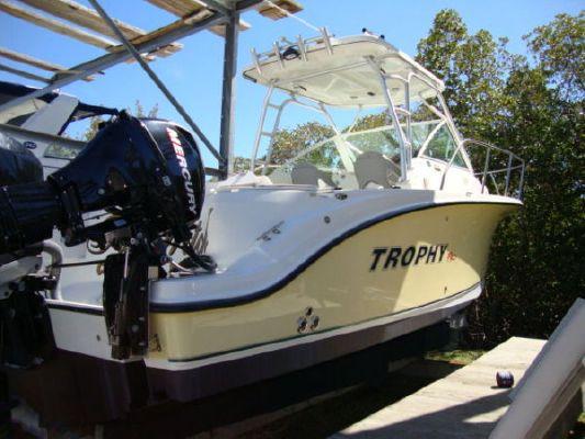 Trophy 2502 WA 2007 All Boats