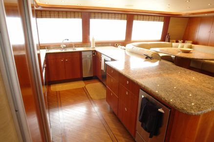 Westport Raised Pilothouse Motor Yacht 2007 Pilothouse Boats for Sale
