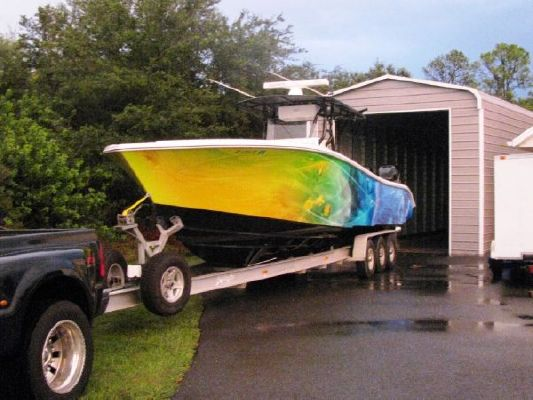 Yellowfin 34 Center Console with 2009 300 Verados 2007 YellowFin Boats for Sale