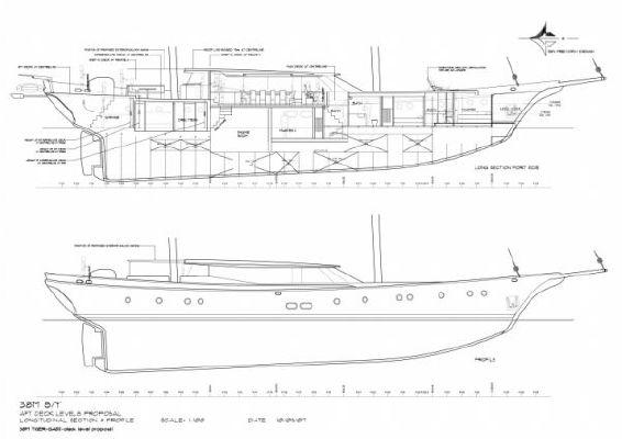 Boats for Sale & Yachts Steel Ken Freivokh Design Motorsailer Ketch 2008 35 Ketch Boats for Sale Sailboats for Sale