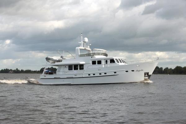 Altena Yachting Dutch Built Explorer Yacht 2008 Motor Boats