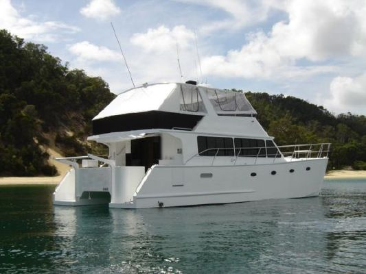 Aluminium Powercat 2008 All Boats