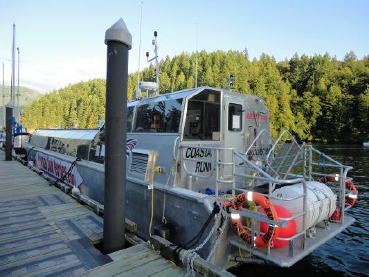 Aluminum Commercial Ferry 2008 Commercial Boats for Sale