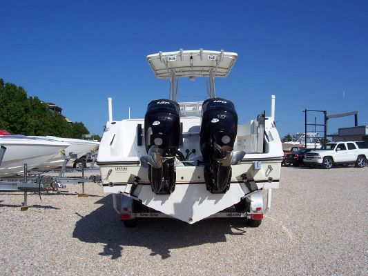 ANGLER BOAT CORP 2600CC PRICE JUST REDUCED! 2008 Angler Boats