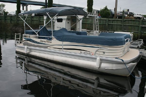 Aqua Patio 220 RE 2008 All Boats
