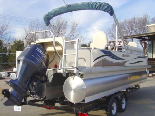 Aqua Patio 240FC 2008 All Boats