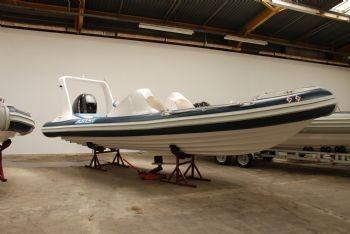 Asis Elite 800 Rib 2008 All Boats