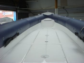 Asis Open 7.2m Rib 2008 All Boats