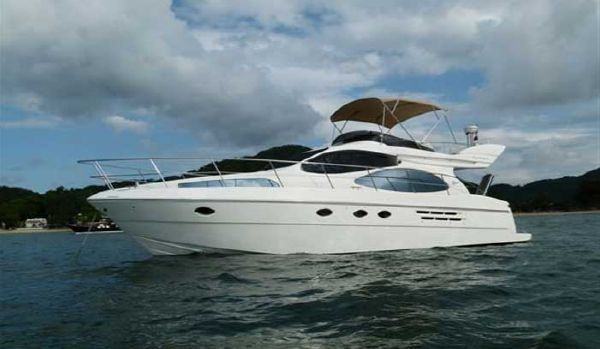 Azimut 46E 2008 Azimut Yachts for Sale