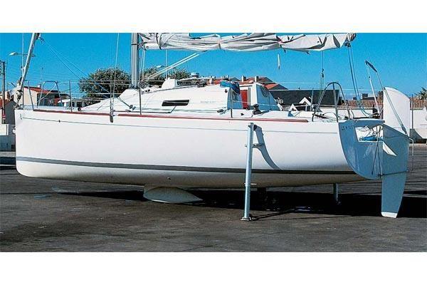 Beneteau First 27.7, Lifting Keel 2008 Beneteau Boats for Sale