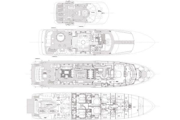 Benetti Classic 2008 All Boats