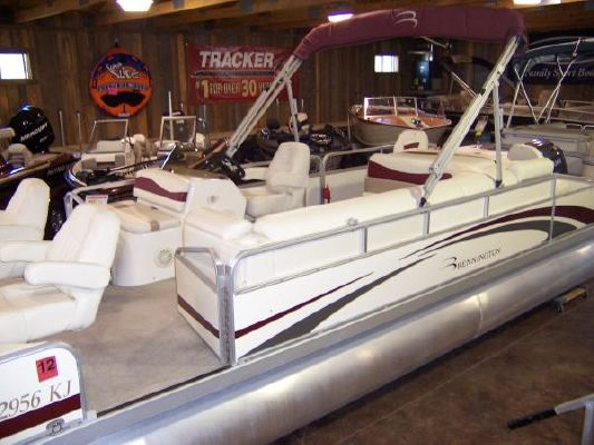 Bennington 2275FSi 2008 Bennington Pontoon Boats for Sale