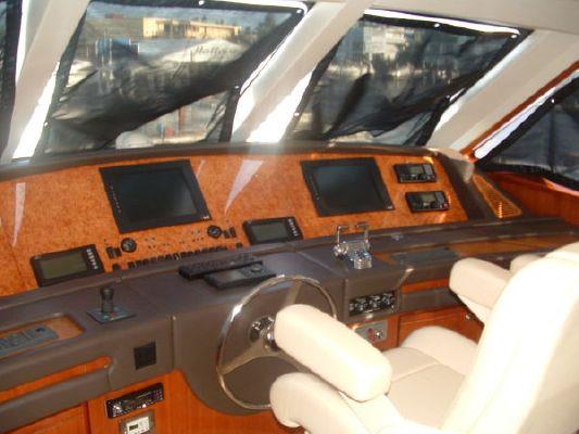 Bertram Enclosed Bridge 2008 Bertram boats for sale