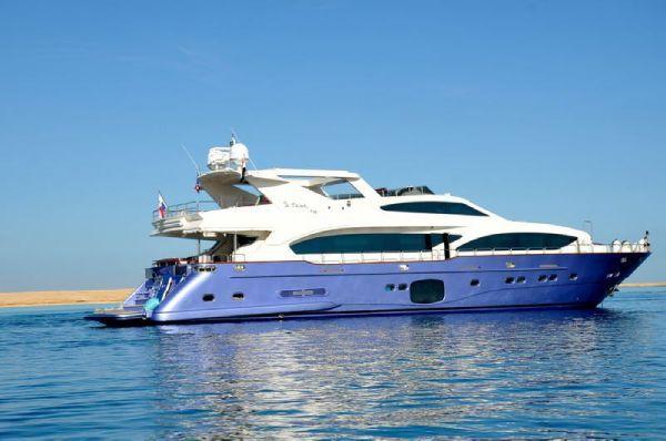 Bilgin 98+ (JFR) 2008 All Boats