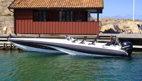 Bladerunner RIB 35 XC 2008 All Boats