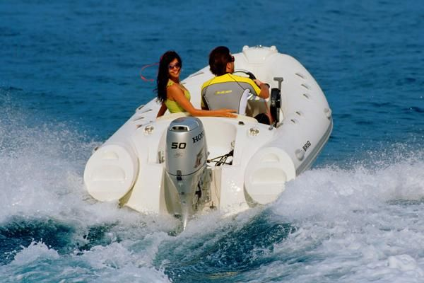 Boats for Sale & Yachts Brig Inflatables Eagle 380 2008 Fishing Boats for Sale