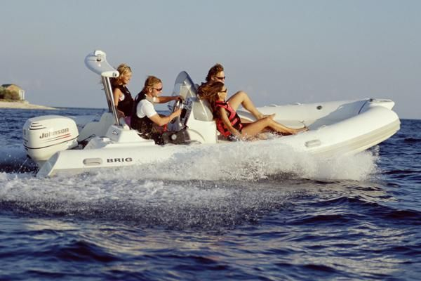 Boats for Sale & Yachts Brig Inflatables Eagle 500 TC 2008 Fishing Boats for Sale