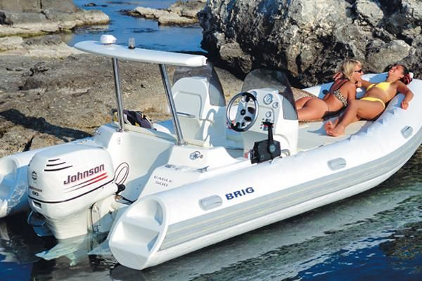 2008 Brig Inflatables Eagle 500 TC - Boats Yachts for sale
