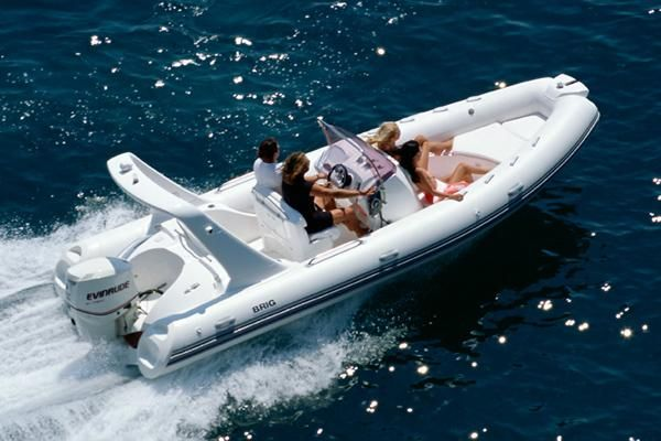 Boats for Sale & Yachts Brig Inflatables Eagle 645 2008 Fishing Boats for Sale