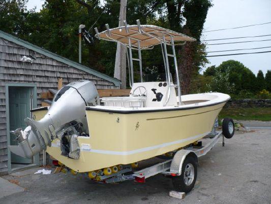 Bristol Harbor 19CC Honda Trailer 2008 Egg Harbor Boats for Sale