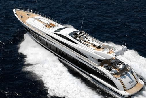 Cantieri Arno Leopard 46 2008 All Boats