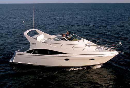 Carver 360 Mariner 2008 Carver Boats for Sale