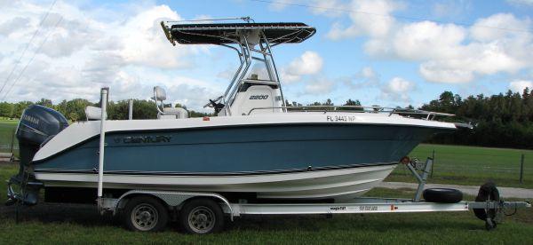 Century 2200 CC 2008 All Boats