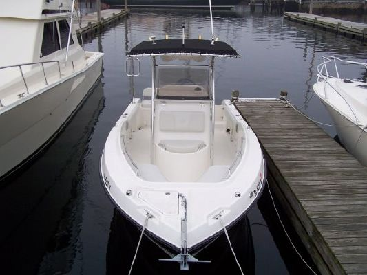 Century 2301CC 2008 All Boats
