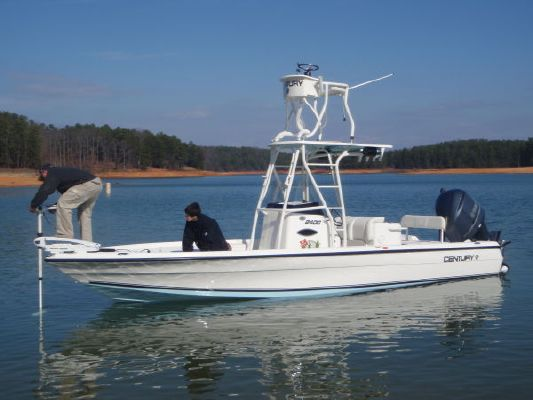 Boats for Sale & Yachts Century 2400IS Bayboat w/ Tower 2008 Fishing Boats for Sale