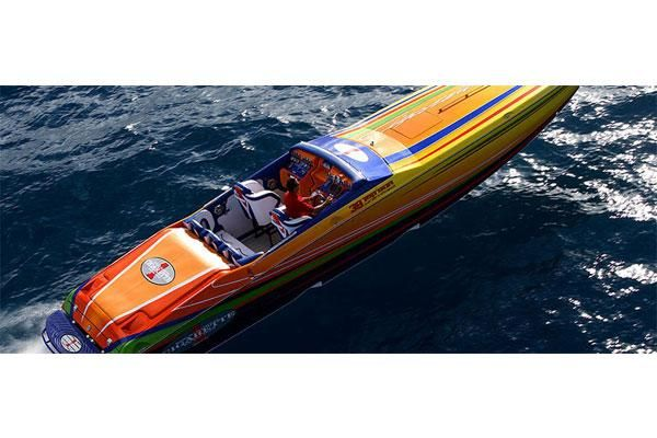 Cigarette Racing 39' Top Gun Unlimited 2008 Cigarette Boats for Sale