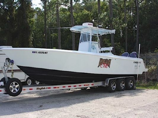 Contender 31T CC 2008 Contender Powerboats for Sale