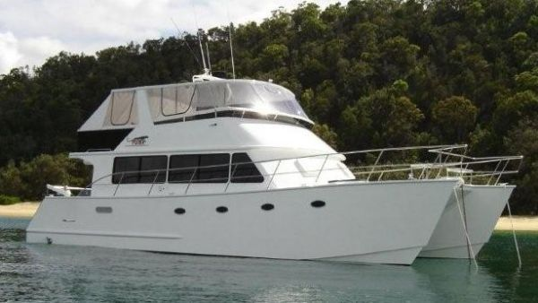 Boats for Sale & Yachts Coral Coast Flybridge Power Catamaran 2008 Flybridge Boats for Sale