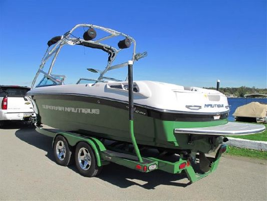 2008 Correct Craft Super Air Nautique 230 Te Boats