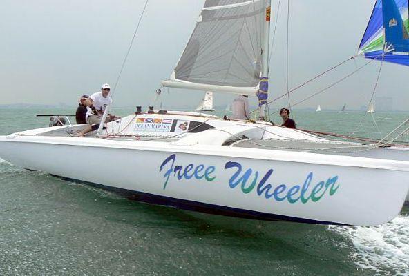 Corsair C28R trimaran 2008 All Boats