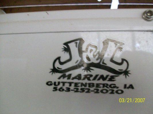 2008 crestliner 2185 batata bay  9 2008 Crestliner 2185 Batata Bay