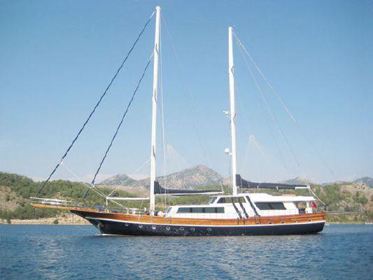 CUSTOM BUILD Motorsailer 2008 Sailboats for Sale