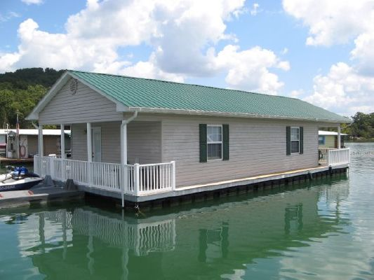Boats for Sale & Yachts CUSTOM BUILT 20 x 37 Floating Cottage 2008 All Boats