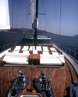 Custom Gulet Type Superior Class Steel Motor Sailer 2008 Ketch Boats for Sale