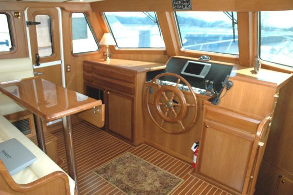 Defever Euro Pilothouse 2008 Pilothouse Boats for Sale Trawler Boats for Sale
