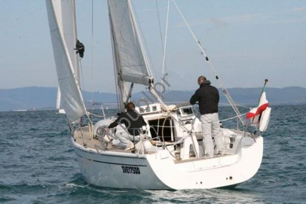 Dehler 35 2008 All Boats