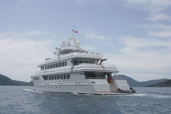 Dereli Long range super yacht 2008 All Boats