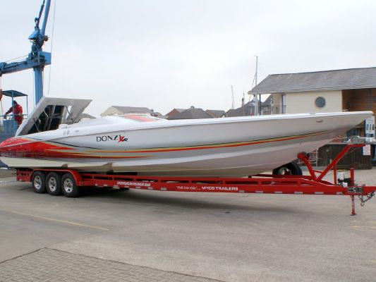 Donzi 43 For Sale ** 2020 Best New Advert * Price $376.000 USD Donzi Boats for Sale