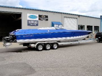 Donzi ZRC (DG) 2008 Donzi Boats for Sale