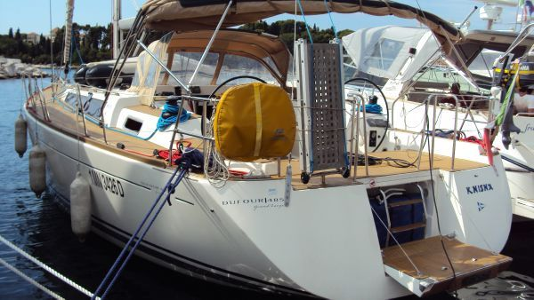 Dufour Dufour 485 2008 All Boats