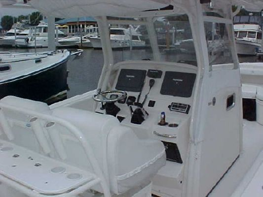 Edgewater 388CC VERY CLEAN!!! Like Everglades, Jupiter, Contender, Intrepid 2008 Contender Powerboats for Sale Everglades Boats for Sale
