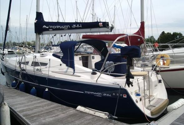 Boats for Sale & Yachts Elan Impression 344 2008 All Boats